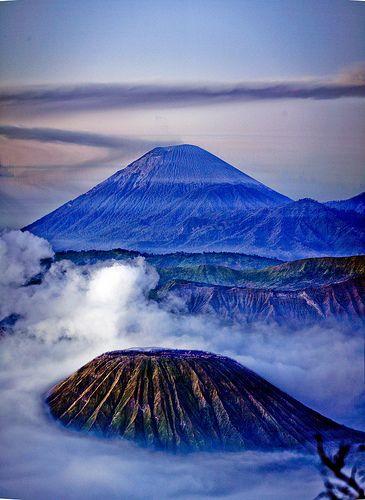 Mount Bromo, Bromo Tengger Semeru National Park, Surabaya, Indonesia