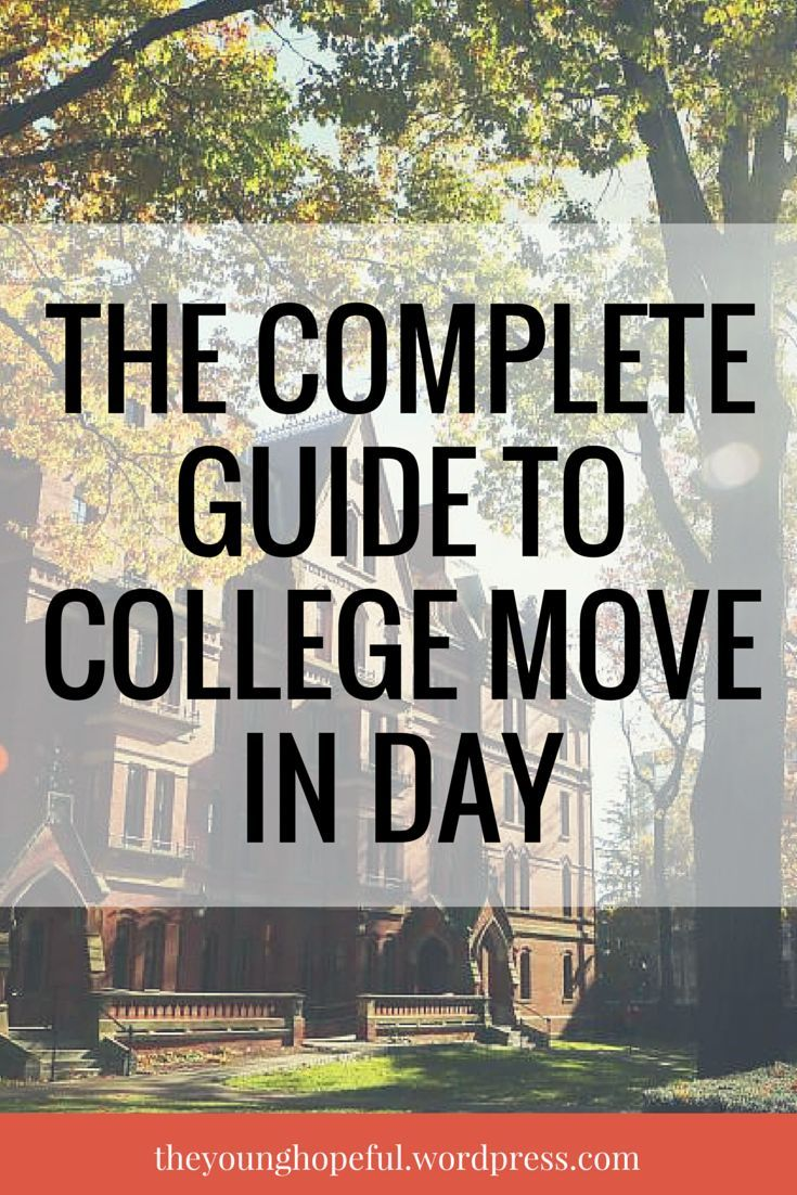 ouml ver id eacute er om college freshman tips p aring n ouml dv auml ndiga your complete guide to making college freshman move in day less stressful and more memorable