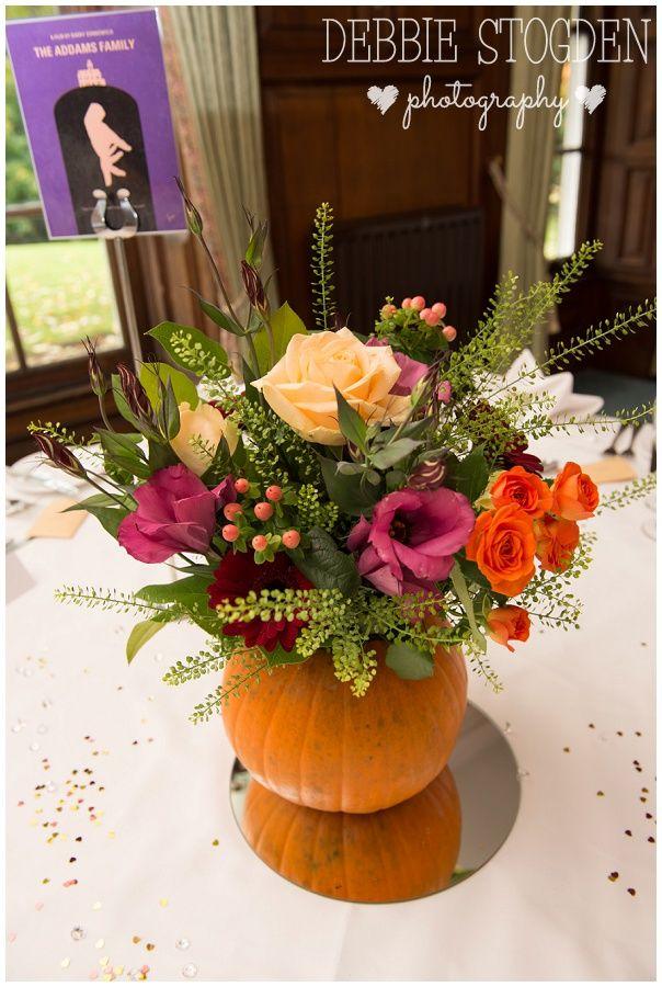 #Halloween #Wedding #flowers #pumpkin by flowerhouse, Hartburn