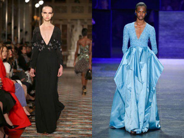 Ce rochii de seara se poarta primavara 2017