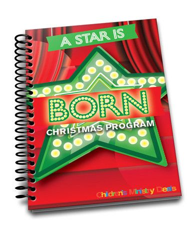NEW and FREE Children's Ministry CHRISTMAS Program for 2015 from Children's Ministry Deals!