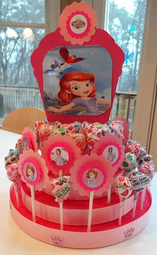 78 Best Images About Party Ideas Sophia The First