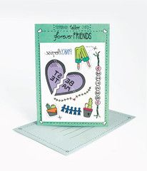 Tattoo Card for Forever Friends | Paper Products Online