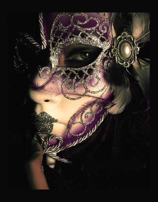 Блог - Привет.ру - Карнавальные маски. - Личный интернет дневник пользователя viktoria
