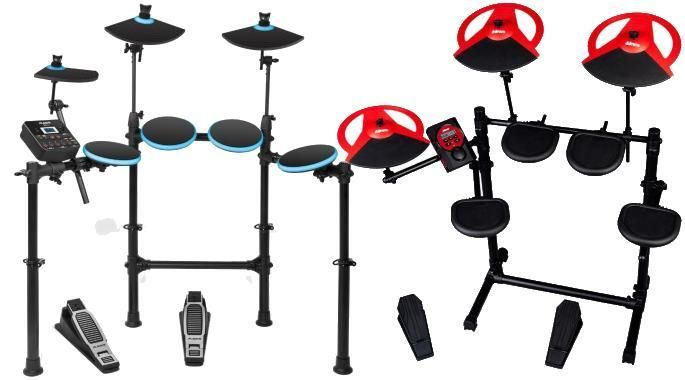 The is a guide to cheap electronic drum kits suitable for beginners.
