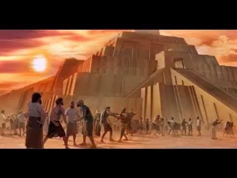 De Bijbel voor Kids ( 8 ) - De toren van Babel