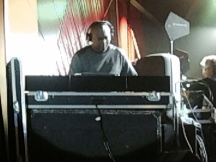 DJ Euphonik at the MoreJazz series 4 show at FACIM August 2014