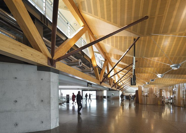 Inside World Festival of Interiors 2014 announces awards shortlist – Regional Terminal at Christchurch Airport, Christchurch,New Zealand by BVN Donovan Hill in association with Jasmax.