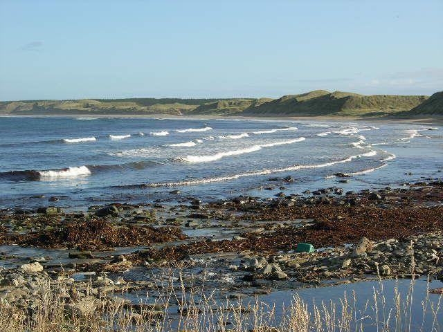 Dunnet Bay - Scottish Shores