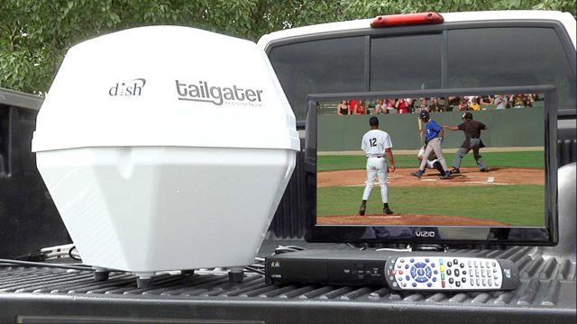 Tailgater, DISH Network's Fully Automatic Portable Satellite Antenna
