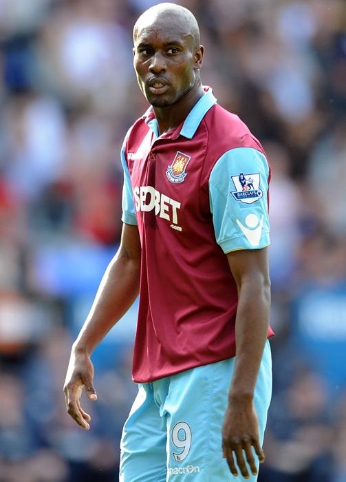 Carlton Cole - West Ham United bye brother had a good run