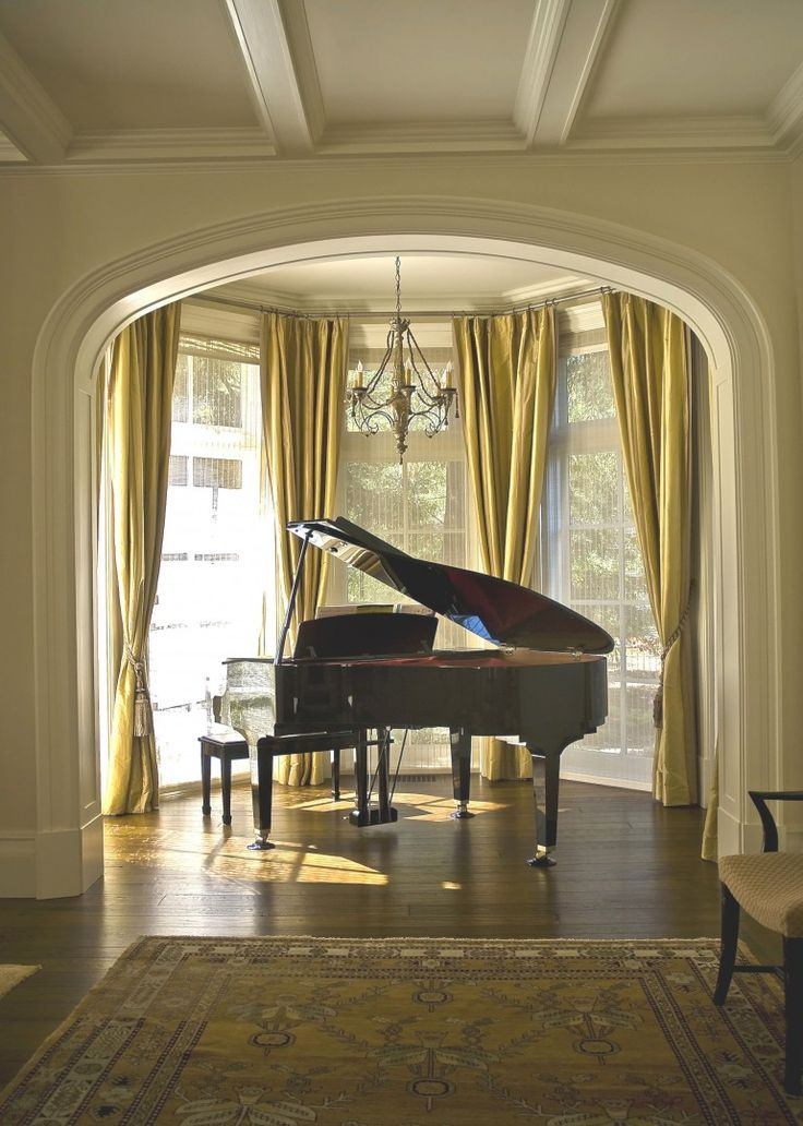 478 best images about rooms with grand pianos on pinterest for Piano room decor