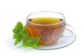 Peppermint tea is regarded as the world's oldest medicine that is still used for various health conditions where this tea's benefits range from soothing a headache to alleviating muscle pain.  Most recently, it is reported that if you drink this tea in the evening, you can ward off your desire for sweet things.