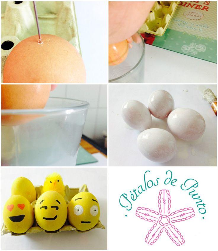 Huevos de Pascua emoticon