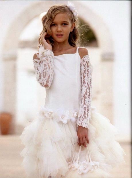 Vestiti da comunione bambina