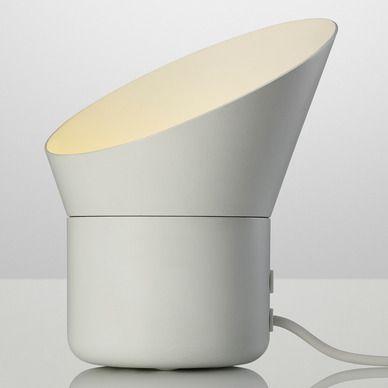 muuto lampe up hvit