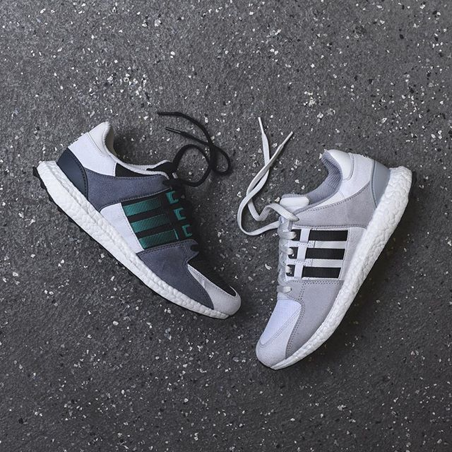 Adidas EQT Support ADV 93/17 Boost (Turbo/White