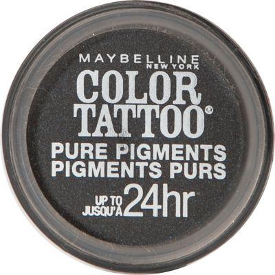 Sombra de Ojos Maybelline Studio Color Tattoo Black