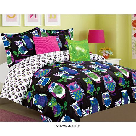 cute owl bedding for girls room
