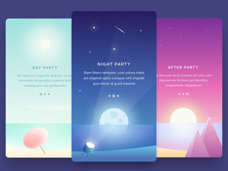 Keep Calm it's Holiday Time! Made simple illustrations just for fun. Don't forget to check full version.