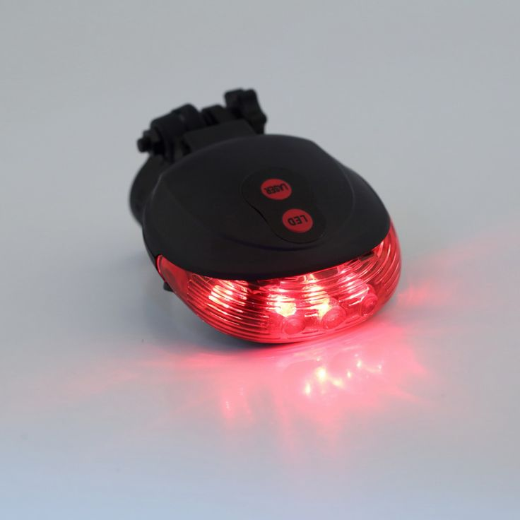 (5LED+2Laser) Bicycle Rear Light Laser Tail     Tag a friend who would love this!     FREE Shipping Worldwide     Get it here ---> https://cyclingfest.com/5led2laser-bicycle-rear-light-laser-tail/