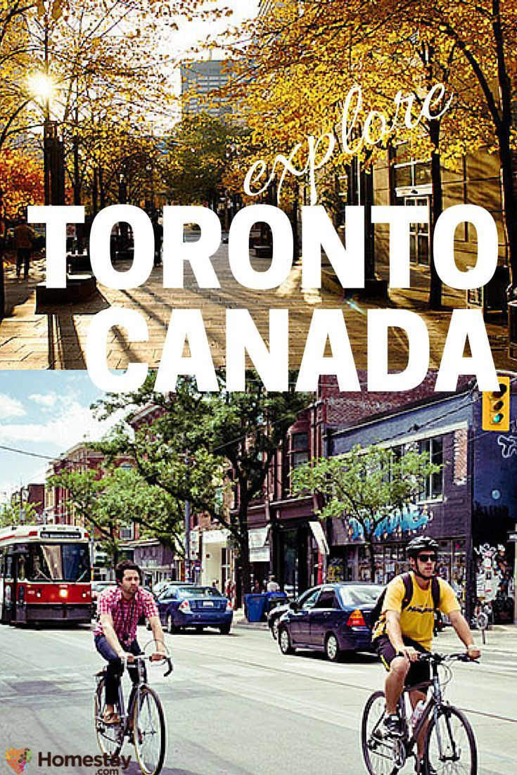 Exploring Toronto, Canada - let locals Tim & Nick show you Toronto's cultural diversity along with its world class theatres, restaurants, museums, and easy walkable neighborhoods, and many bicycle paths