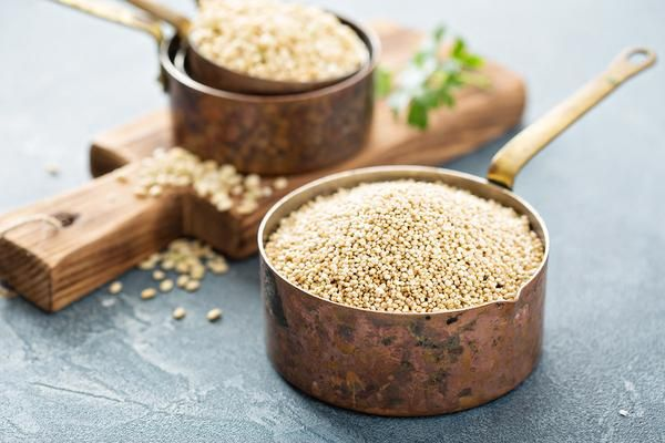 "Quinoa is a ""new"" (ancient) super-food grain on the health scene, and VitaClay makes cooking Quinoa easy!  Quinoa was once renowned as ""the gold of the Incas,"" and has long been recognized for its nutritious properties.The Incas of Sou..."