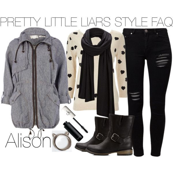 """Pretty Little Liars Alison Dilaurentis #25"" by engelsvictoria on Polyvore"
