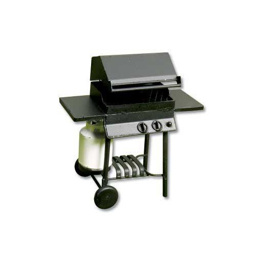 Miniature Gas Barbecue Grill