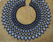 """Saraguro """"Rombos"""" Collar Pattern"""