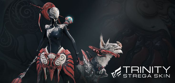nice Warframe - Update 18.4 Trinity Deluxe Skins Looking Sexy