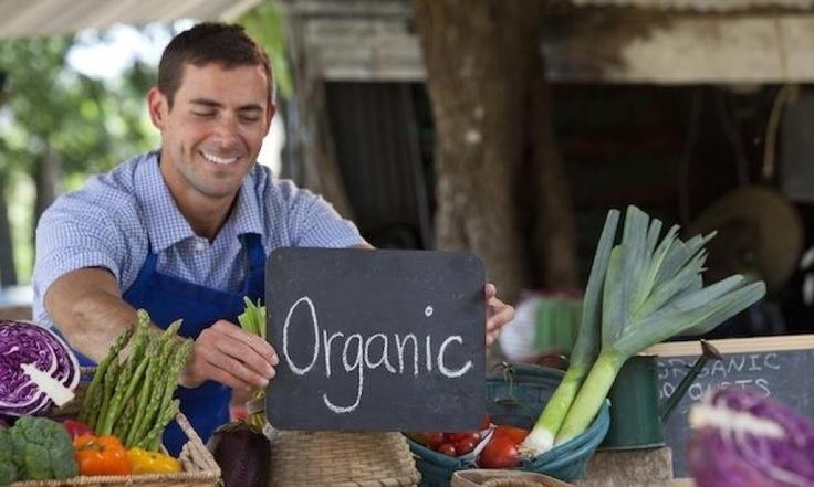 organic when you can!