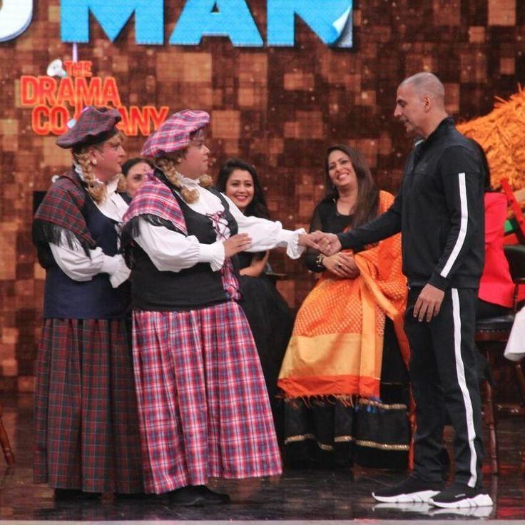 Super Night with PadMan   Akshay Kumar brings back Dr Mashoor Gulati & Rinku Bhabhi aka Sunil Grover on telly   Latest News & Updates at Daily News & Analysis