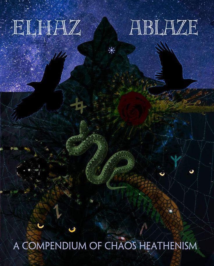 Chaos Magic «  Elhaz Ablaze