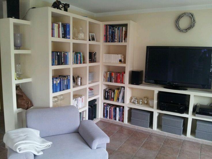 gemauertes regal diy martin pinterest mehr ideen zu regal und hausbau. Black Bedroom Furniture Sets. Home Design Ideas