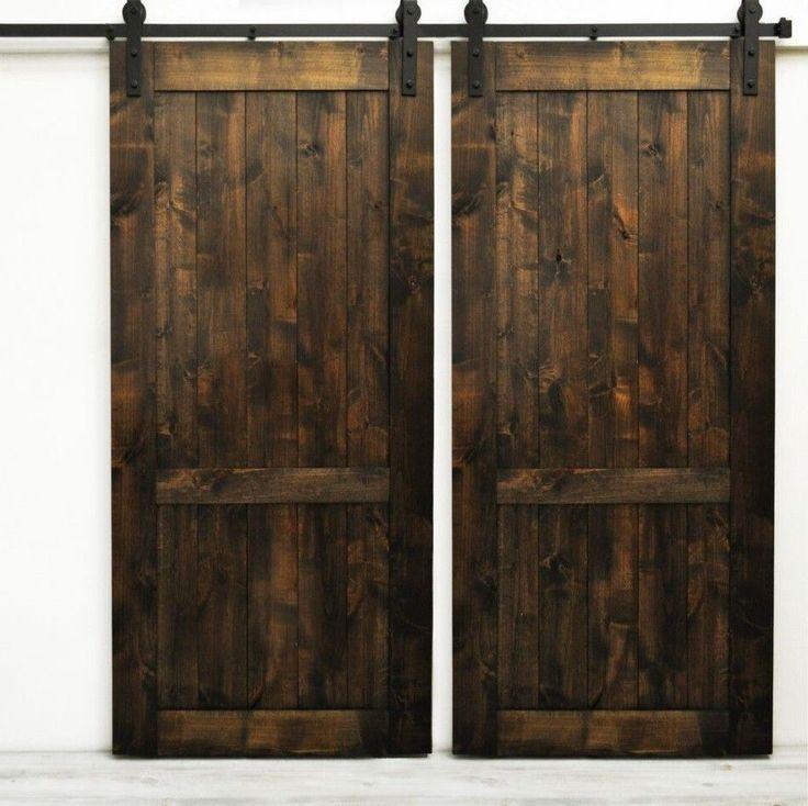 Interior Door Diy Ideas: 1000+ Ideas About Interior Barn Doors On Pinterest