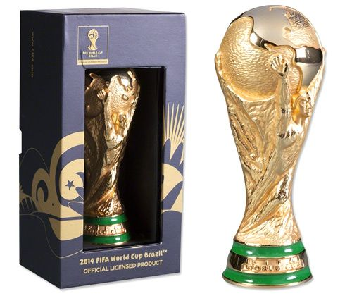 40 FIFA World Cup 2014 Merchandise You Can Buy