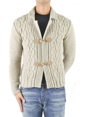 CARDIGAN PELLE FURNARI #clothing #fashiontips #style #cardigan online store http://nat.cc/product.php?id_product=4743