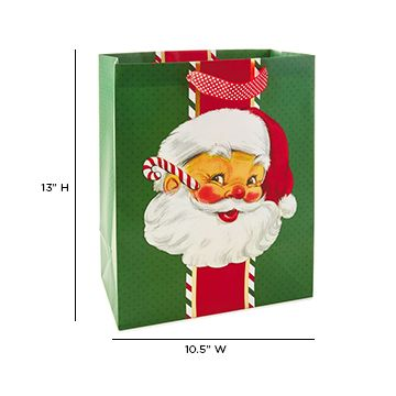 Putting #ChristmasPresents inside this vintage #Santa #giftbag will get anyone in the holiday spirit! http://bit.ly/2g5qIW0