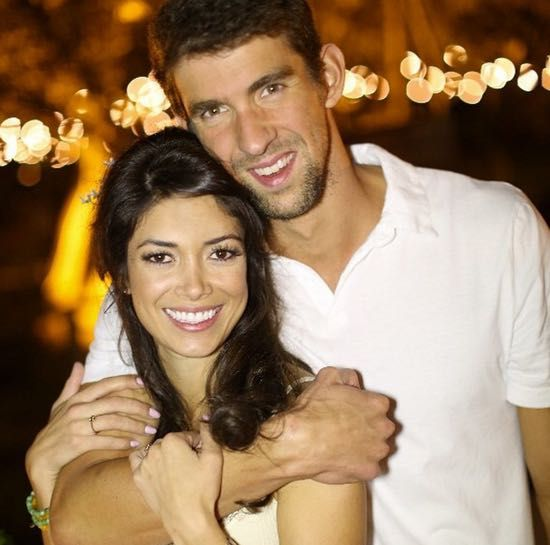 Michael Phelps Announces Engagement to Former Miss California USA | http://thepageantplanet.com/michael-phelps-announces-engagement-to-former-miss-california-usa/