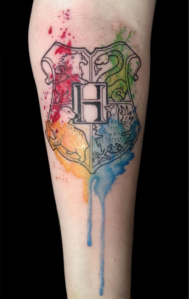 hufflepuff tattoos - Google Search