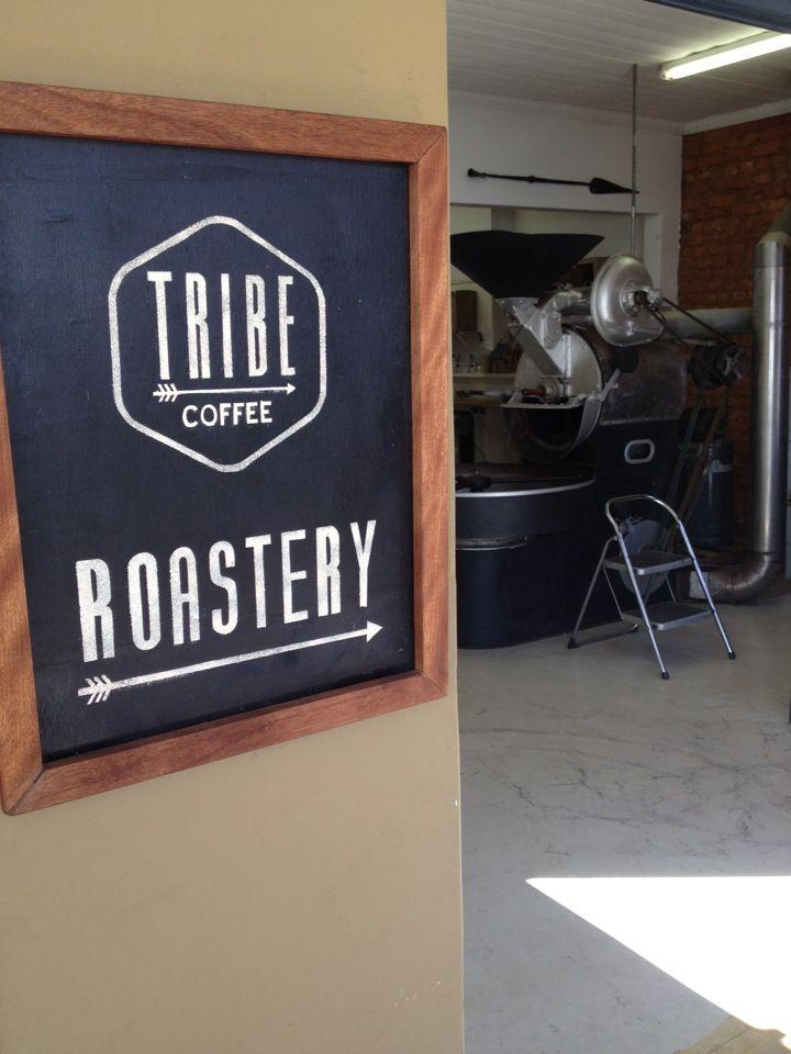 Tribe Coffee in Woodstock www.tribecoffee.co.za