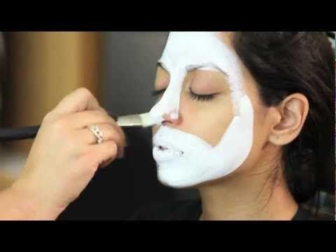 Mexican Sugar Skull Makeup Tutorial | MTV FORA - YouTube