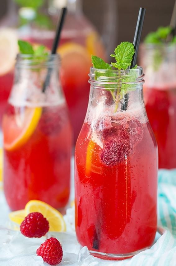 We ❤ sparkling summer sodas! You need to test these 3 recipes   – Likör, Sirup, Eis, Marmelade usw.