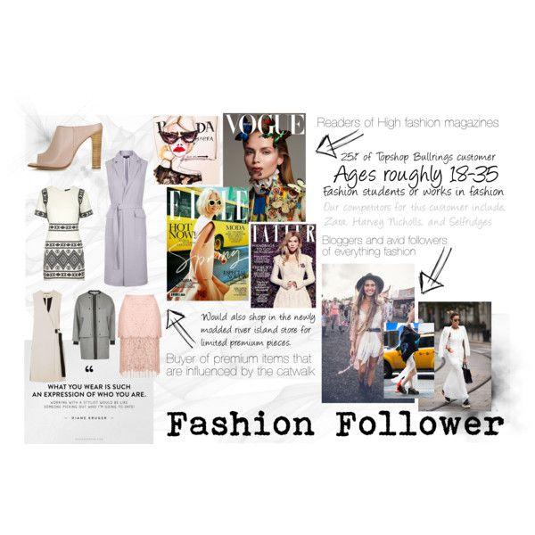 Customer Profile Example, Fashion