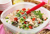 Insalata di riso veloce: 10 ricette pronte in 10 minuti