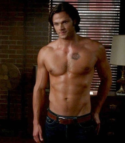 Supernatural Guys are hot ;) EVERYONE who sees this needs to watch Supernatural this fall, so that the ratings will go up & they will keep the show running longer.!!! Plus once you watch  it you will be addicted.!!
