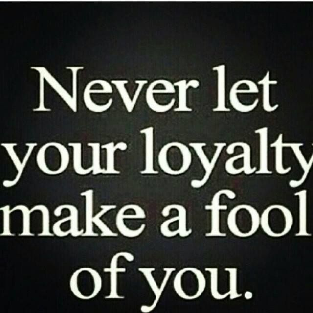 Partner loyalty quotes