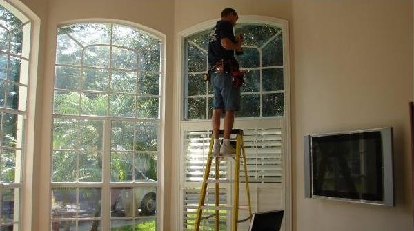 34 best decorative window film images on pinterest for Window installation orlando