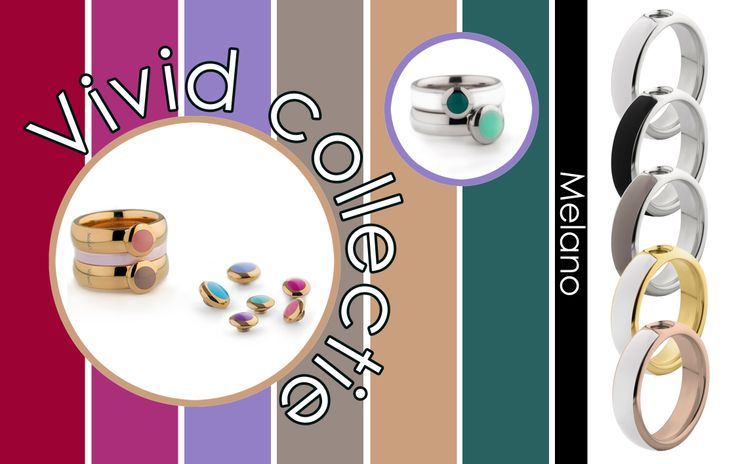 Bekijk de nieuwste Melano kleuren: nude, taupe, rubin red etc!